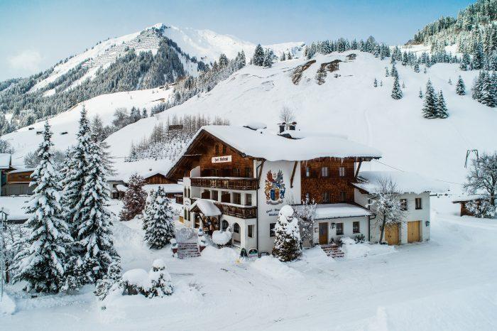Hotel Winklerhof Holzgau